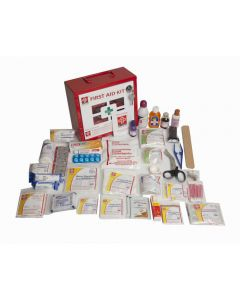 ST JOHNS- FIRST AID KIT  (Suitable for Schools & Institutions) - Small