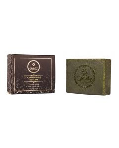 Stately Essentials Carbon Spark Bath Bar 100 GM