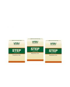 Step Capsules 3 X 10 (Pack of 3)
