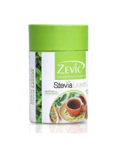 Zevic Stevia Hand Picked Leaves - 50 gm