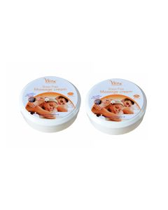Massage Cream (Stress Free) 100 gm Set of 2