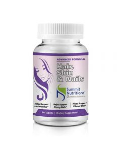Summit Nutritions Advanced Hair Nail and Skin Support Supplement (Pack OF 1)