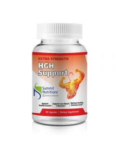 Summit Nutritions Extra Strength HGH Support (Pack OF 1)