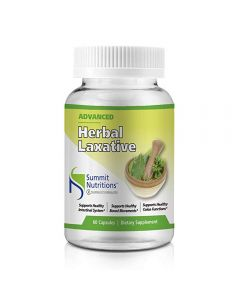 Summit Nutritions Herbal Laxative Dietary Supplement (Pack OF 1)