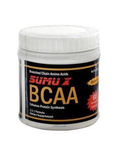 Sumu X BCAA Dietary Supplement - 300g