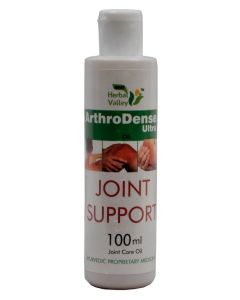 Indian Herbal Valley Supreme Quality ArthroDense Ultra Joint Care Oil - Joint Support for advanced relief, Herbal Joint Health Oil - 100 ml Oil