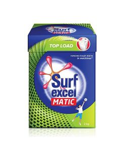 Surf excel Matic Top Load 2kg