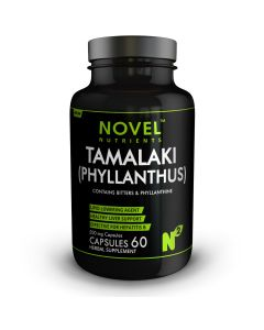 TAMALAKI (PHYLLANTHUS) 500 MG CAPSULES- HEALTHY LIVER SUPPORT