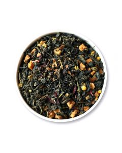 Teafloor Apple Cinnamon Green Tea - 100gm