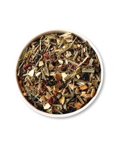 Teafloor Hibiscus Herbal Tea Tisane - 100gm