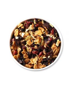 Teafloor Strawberry Rush Tea Tisane - 100gm