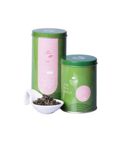 The Tea Shelf Lavender Rosemary Black Tea 100 Grams (40 Cups), herbal tea blend with natural lavender, rosemary & mint
