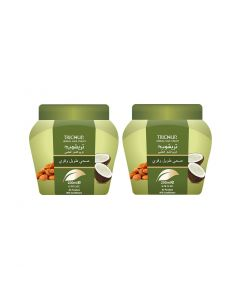 Tichup Healthy Long and Strong Herbal Hair Cream 200 ml (Pack of 2)
