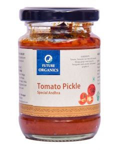 Future Organics Tomato Pickle - 160 gm