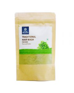 Future Organics Traditional Hair Wash Powder for Men - 100 gm