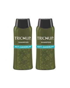 Trichup Anti Dandruff Herbal Shampoo 200 ml (Pack of 2)
