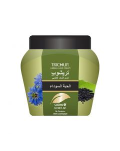 Trichup Black Seed Herbal Hair Cream 500 ml
