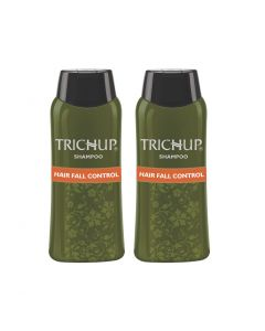 Trichup Hair Fall Control Herbal Shampoo 200 ml (Pack of 2)