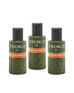 Trichup Hair Fall Control Oil Pack of 3 (200ml)