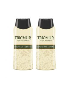 Trichup Healthy Long and Strong Herbal Hair Shampoo 100 ml (Pack of 2)