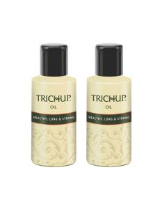 Trichup Healthy Long and Strong Oil 200 ml (Pack of 2)