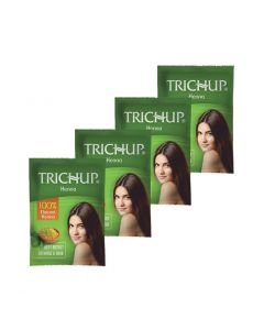 Trichup Natural Henna Powder 100 gm (Pack of 4)