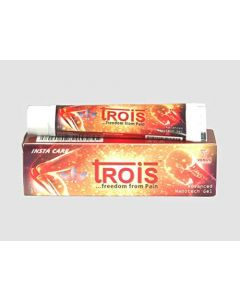 Trois Body Pain Relief Gel - 15g (Pack of 5)