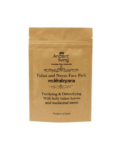Organic  Tulasi & Neem face pack 40gm