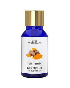 Sage Apothecary Turmeric Essential Oil - 10ml