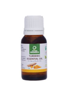 Future Organics Turmeric Essential Oil - 15 ml