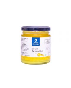 Future Organics Ghee - Gir Cow Turmeric - 175 ml