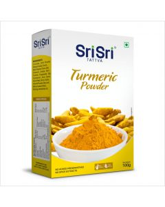 Sri Sri Tattva Turmeric Powder - 100gm