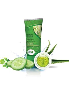 Aloevera with Cucumber face wash