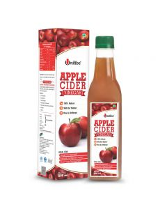 Unifibe Apple Cider Vinegar - 500 ml