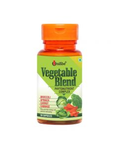 Unifibe Vegetable Blend - 60 Caps