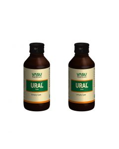 Ural Syrup 100ml (Pack of 2)