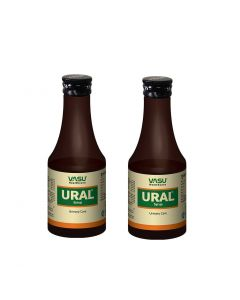 Ural Syrup 200ml (Pack of 2)