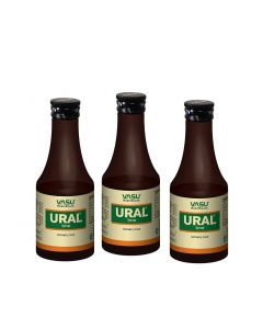 Ural Syrup 200ml (Pack of 3)