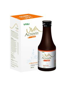 UVA Acnovin Active Syrup 200 ml