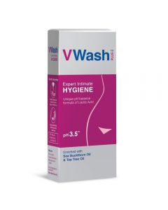 VWash Plus Intimate Hygiene Wash 200ml
