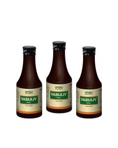Vasuliv Syrup 200ml (Pack of 3)