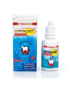 Visiono Blue Denta Care Tooth Lotion