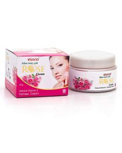 Visiono Aloe Vera with Rose Face Cream 50 gm