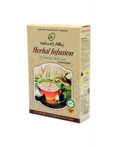 Vedantika Herbals Arjun Lemon Herbal Infusion 200g