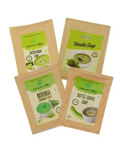 Vedantika Herbals Diabetic soups_set of 4