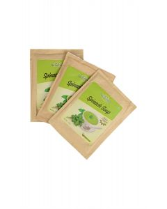 Vedantika Herbals Instant Spinach Soup(Tri Pack)