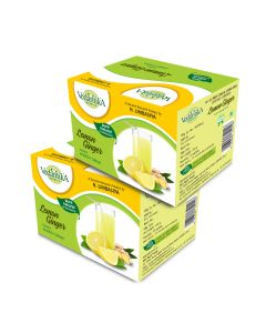 Vedantika Herbals Lemon Ginger Energy drink(combo Pack)