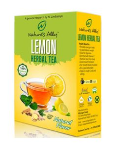 Vedantika Herbals Lemon Tea 500g