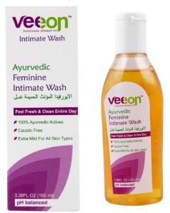 Veeon Ayurvedic Feminine Intimate Wash 100 ML