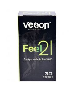 Veeon Feel 21 Capsules - 30 Caps